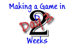 Making a Game in 2 Weeks: Day 3