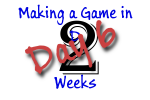 Making a Game in 2 Weeks: Day 6