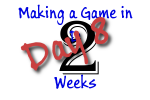 Making a Game in 2 Weeks: Day 8