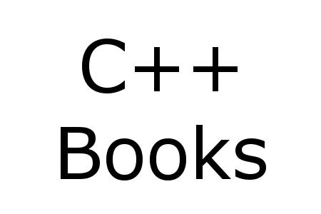 C++ Book List